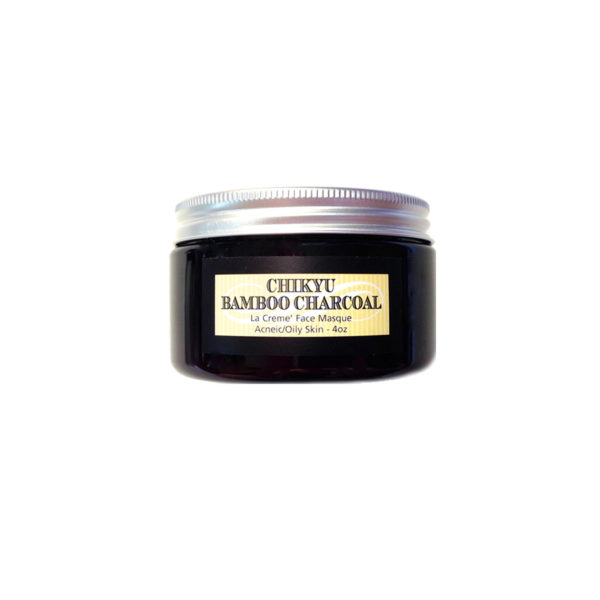 Bamboo Activated Charcoal La Creme' Face Masque