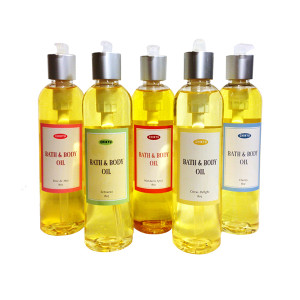 Bath & Body Oil (Choose your Scent)-2