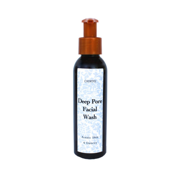 Deep Pore Facial Wash