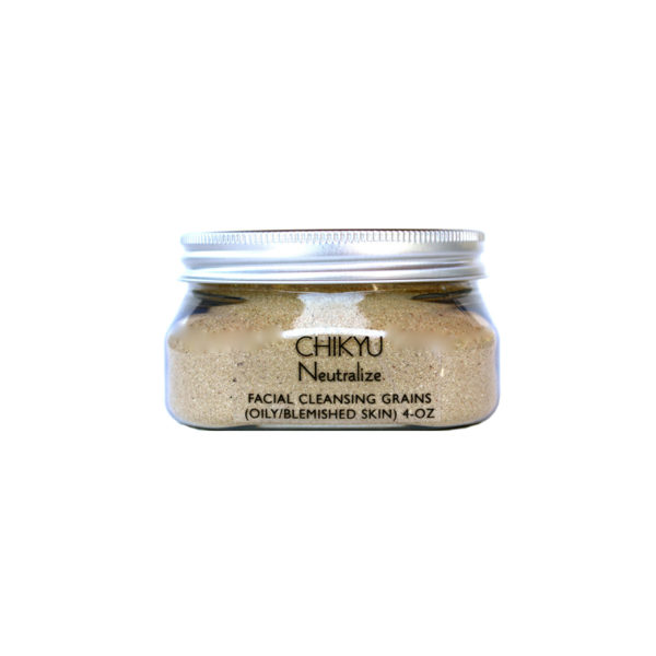 Facial Cleansing Grains Neutralize