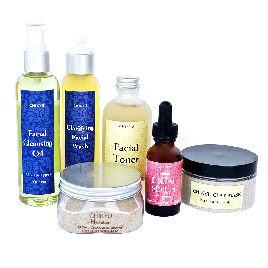 Hydration Skin Care: Parched Skin (Set Of 6