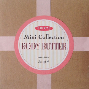 Mini Body Butter Collection - 3