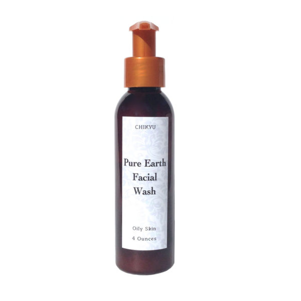 PURE EARTH Facial Wash (Oily Skin)