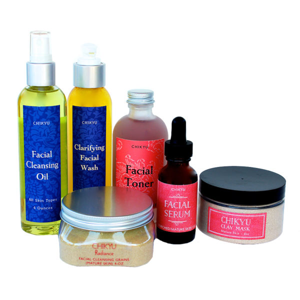 Radiance Collection - Mature Skin (Set of 6)