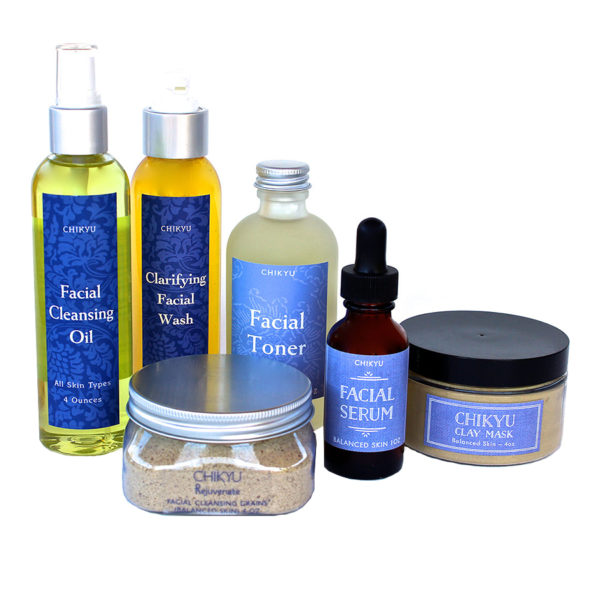 Rejuvenate Collection - Balanced Skin